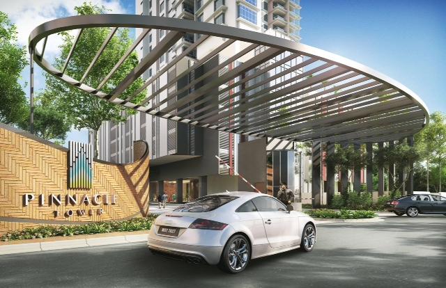 Hot JBCC Iskandar Pinnacle Tower New Launch- call 92259228