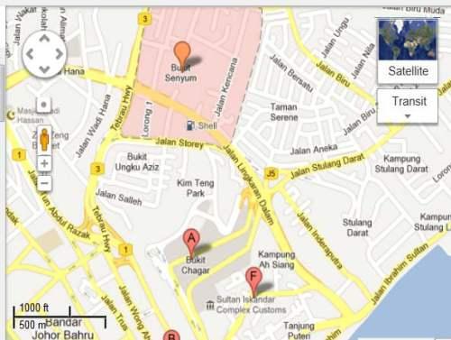 Astaka location