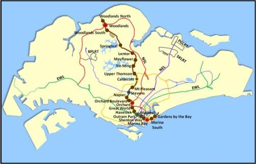 Plans for Johor-S'pore rapid transit system in final stages