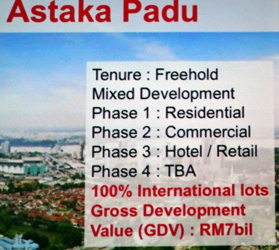 Astaka Padu