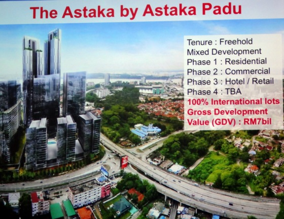 The Astaka by Astaka Padu